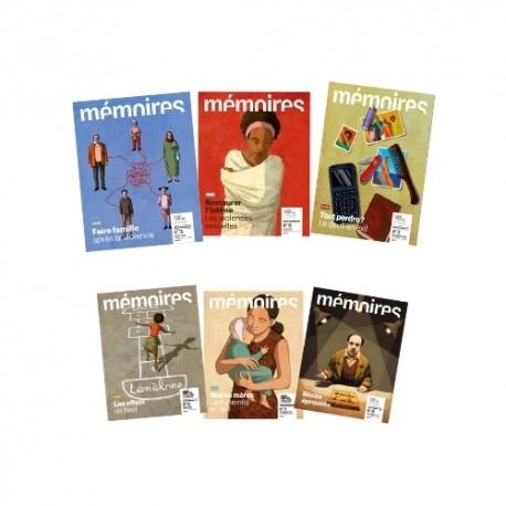 Revue Mémoires : abonnez-vous !
