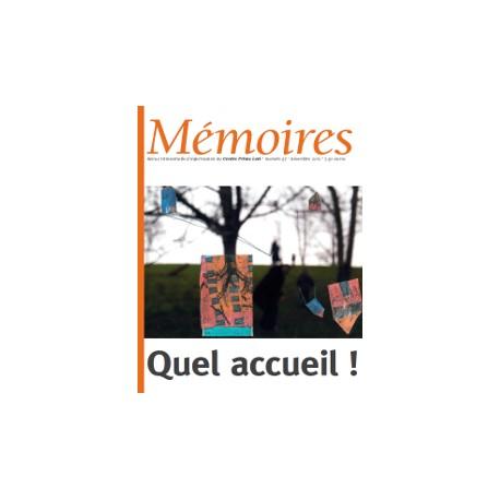 Revue Mémoires N°57