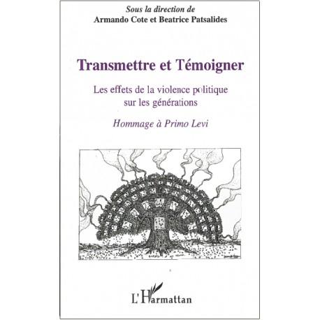Transmettre et témoigner - Hommage à Primo Levi